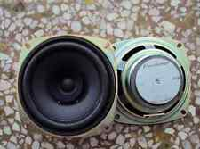 "2pcs Japan  pioneer 4""inch  full frequency speaker car horn 4Ohm 40W"
