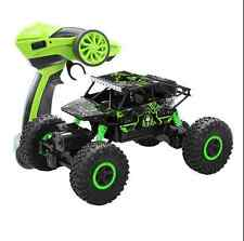 Off-Road Vehicle Toy 2.4Ghz 1:18 4WD RC Toy Monster Crawler Truck Racing 0012