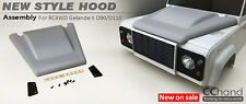 Raised Hood for RC4WD 1/10 G2 D90 / D1110 Body