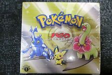 POKEMON BOOSTER BOX NEO GENESIS 1ST EDITION ENGLISH 36 PACK FACTORY SEALED NEW