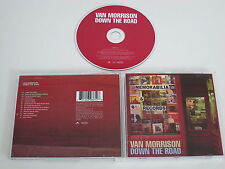 VAN MORRISON/DOWN THE ROAD(POLYDOR/EXILE 589 661-2) CD ALBUM