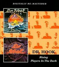 Rising/Players in the Dark [Remastered] * by Dr. Hook (CD, Feb-2013, Beat...