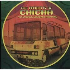 The Roots of Chicha: Psychedelic Cumbias From Peru by Various Artists (Vinyl,...