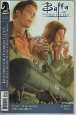 BUFFY THE VAMPIRE SLAYER #27 Season 8 TV show series Xander Willow Joss Whedon