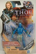 KING LAUFEY ICE AXE THOR THE MIGHTY AVENGER MOVIE FIGURE MOSC 2011 VERY RARE