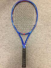 Volkl Organix 5 STRUNG 4 1/4 (Tennis Racket Racquet Five 9oz 255g lite blue)
