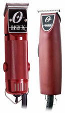 OSTER  Professional Classic 76 Hair Clipper + T-Finisher Trimmer Cut Combo NIB