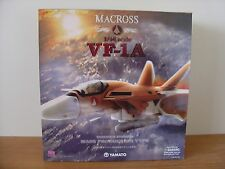 1/48 YAMATO MACROSS VF-1A VARIABLE FIGHTER MASS PRODUCTION TYPE USED RARE