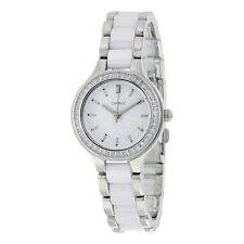 DKNY Chambers White Dial Ladies Watch NY2494