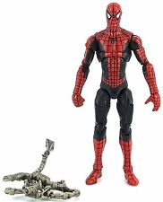 Marvel Universe 2012 TRU Exc SPIDER-MAN (RED & BLACK COSTUME) (COMIC PACK) Loose