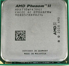 AMD Triple Core CPU Phenom II X3-710 2.6GHz Socket AM3