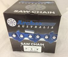 "100ft Roll 3/8"" .058 Chisel Chainsaw Chain replaces 73LGX100U 73LPX100U A2LM100U"