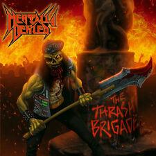 MENTALLY DEFILED - The Thrash Brigade CD Slayer Exodus Sacred Reich Sepultura