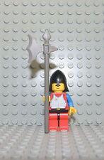 LEGO Ritter Figur + Streitaxt Axt Castle Bull Knight Figure Kingdom RFE40