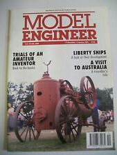 Model Engineer. Vol. 171. No. 3959. 17 December, 1993 - 6 January, 1994. Liberty