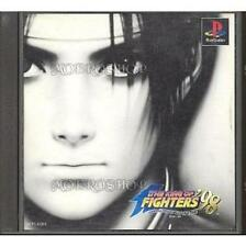 USED PS1 The King of Fighters '98 Japan Import