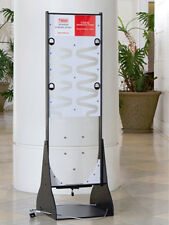 Deluxe Donation Stand Black Great For Fundraising Tradeshows Games Retail Stores