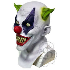 Halloween Overhead Latex Scary Silly Big Grin Clown Horror Costume Party Masks