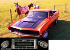 New USA-630 II* 300 watt 1970-71 Ranchero AM FM Stereo Radio iPod USB Aux inputs
