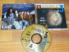 TIMBUK 3 - BIG SHOT IN THE DARK / ALBUM-CD 1991 MINT!