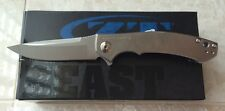 New 2016 Zero Tolerance Knives ZT0450 0450 Dmitry Sinkevich Knife S35VN