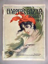 Harper's Bazar - August, 1907 -- Harper's Bazaar