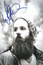 William Fitzsimmons signed autograph The Sparrow and the Crow Rare COA LOOK!!