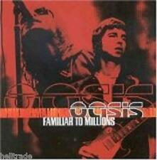 OASIS / FAMILIAR TO MILLIONS * NEW 2CD'S * NEW *
