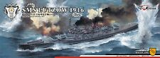 Flyhawk 1/700 1301 German Battlecruiser Lutzow 1916
