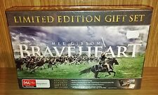 Braveheart - Limited Edition Blu-ray 2-Disc Box Set Brand New & Sealed