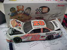 TONY STEWART HOME DEPOT KIDS WORKSHOP 1/24 ACTION CLEAR WINDOW CAR NEW NEVER OPE