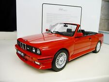 1:18 Otto mobile BMW m3 e30 Cabriolet Convertible ot077 Limited Edition Neuf New