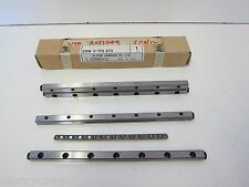 IKO Crossed Roller Way Linear Guide (PN CRW3-175  E73 ) Ways 175mm, 93mm Stroke