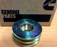Brand New Genuine OEM Cummins Marine Diesel Alternator Pulley C0191133300