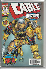 Cable 75 HIGH GRADE VF/NM - Rob Liefeld cover deadpool new mutants 98 87