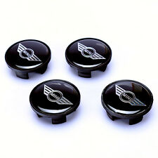 4 X Mini Cooper Ala Aleación Tapa Centro De Rueda 54mm Cooper S Countryman
