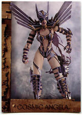 Spawn The Toy Files #20 Cosmic Angela Trade Card (C331)