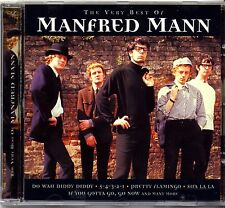 CD - MANFRED MANN - The very best of