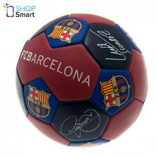 FC BARCELONA NUSKIN OFFICIAL FOOTBALL SOCCER CLUB TEAM SIZE 3 BALL 31 PANEL NEW
