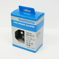 Shimano SLX BR-M675 Hydraulic Disc Brake Caliper Resin IBRM675MPRX