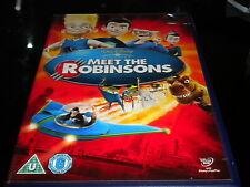 Meet The Robinsons - DVD - 2007 - Rating U - Walt Disney Animated Classic