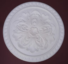 "Ceiling Rose Size 410mm 16""- 'Beaulieu' Lightweight Polystyrene *FREE P&P*"