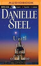 Until the End of Time by Danielle Steel (2014, MP3 CD, Unabridged)