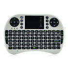 Mini I8 White Wireless Keyboard Touchpad 2.4Ghz With Mouse for PC Pad