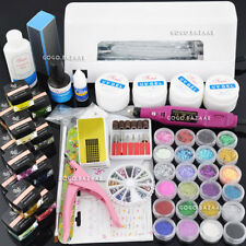 BF NEW Professional All-In-One UV GEL NAIL LAMPADA ELECTRIC Nail Drill Set 962