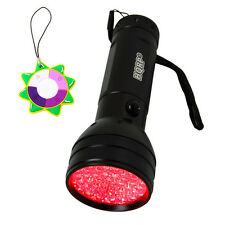 HQRP Red Light 51-LED Flashlight Torch for Astronomy & Aviation & Night Vision