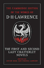 The First and Second Lady Chatterley Novels (The Cambridge Edition of the Works