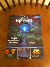 IMPROVEMENTS Late Summer 2005 Catalog Yard Decor Home Improvement Problem solver