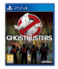Ghostbusters (PS4) Brand New and Sealed UK PAL
