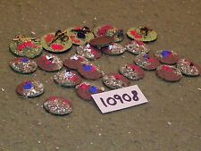 6mm napoleonic battle markers (as photo) (10908)